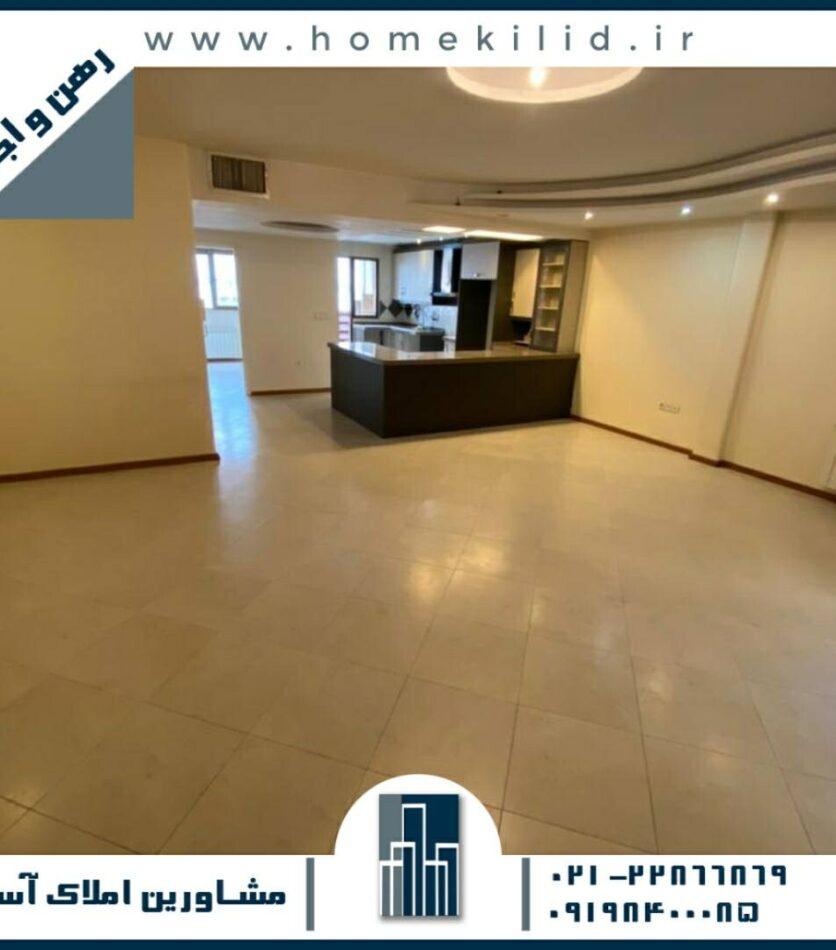 اجاره آپارتمان خواجه عبدالله انصاری 105 متر